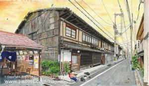 家路(京都・壬生松原町)